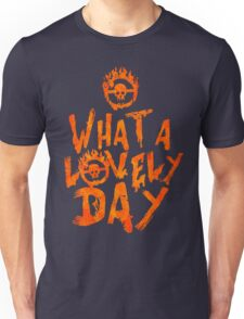 What a Lovely Day - Warrior Unisex T-Shirt