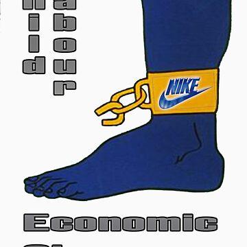Economic Slavery by weegieschemie