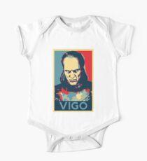 Vote Vigo Short Sleeve Baby One-Piece