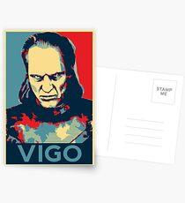 Vote Vigo Postcards