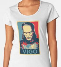 Vote Vigo Women's Premium T-Shirt