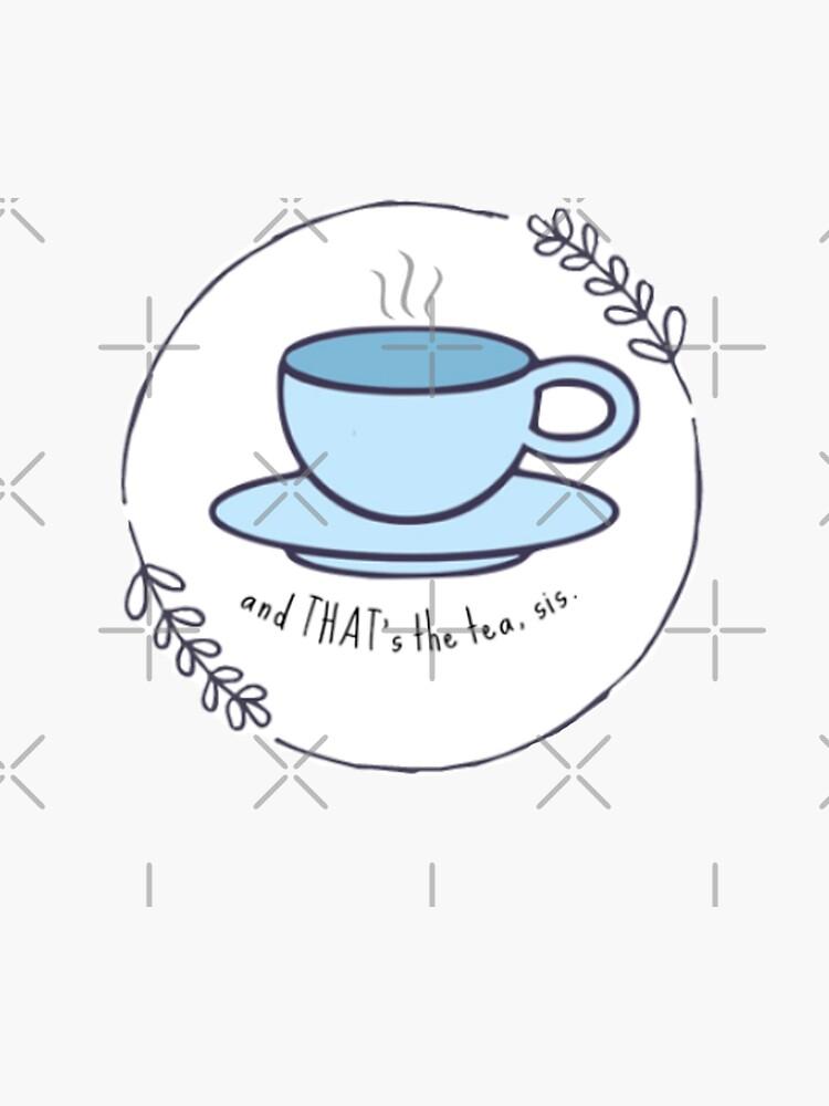 Das ist der Tee, Schwester. von preeti-singh