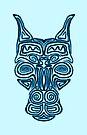 Tribal Pinscher by errorface