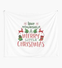 Merry Christmas - Merry Christmas Wall Tapestry