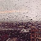 Rainy Day in the City by Jim Fisher