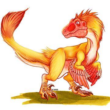 Raptor de fuego de nyctherion