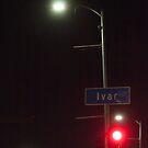 City Streetlights 1 by Jim Fisher