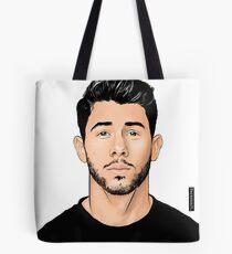 NJ fan art Tote Bag
