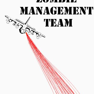 Zombie Managment Team by NemesisGear