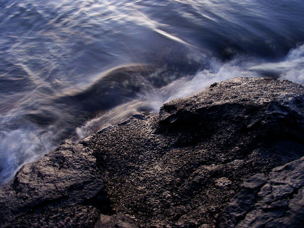 Slough through Wave goes Rock by Ilio