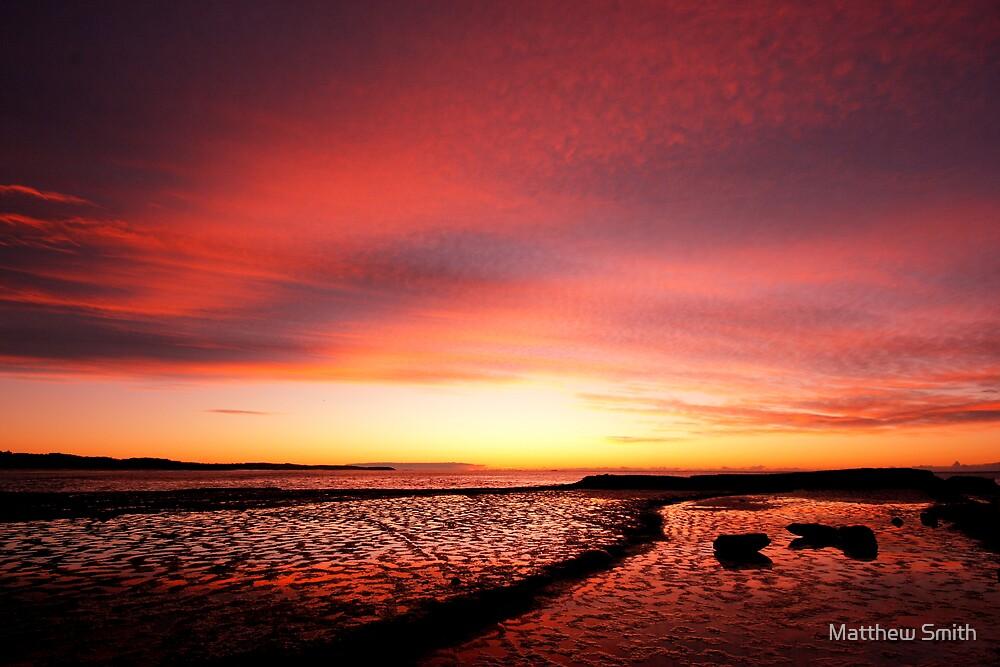 Morning Sky by Matthew Smith