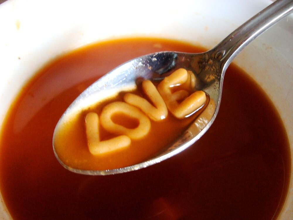 Alphabet Soup Love! by Ilio