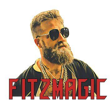 Ryan Fitzpatrick Fitzmagic by eightyeightjoe