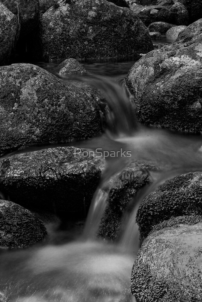 Sabbaday Brook NH by RonSparks