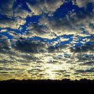 Morning Clouds by Mary Kaderabek-Aleckson