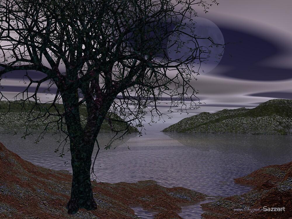 Whisper O' Wind 1 by Sazzart