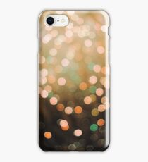 firework bokeh iPhone Case/Skin