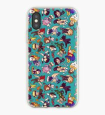 Plus Ultra Pattern iPhone Case