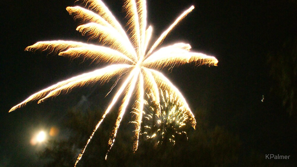 Fireworks by KPalmer