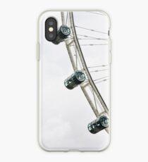 Simple Singapore Flyer iPhone Case