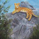 Leopard by jfrier