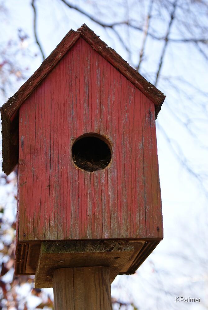 Birdhouse by KPalmer