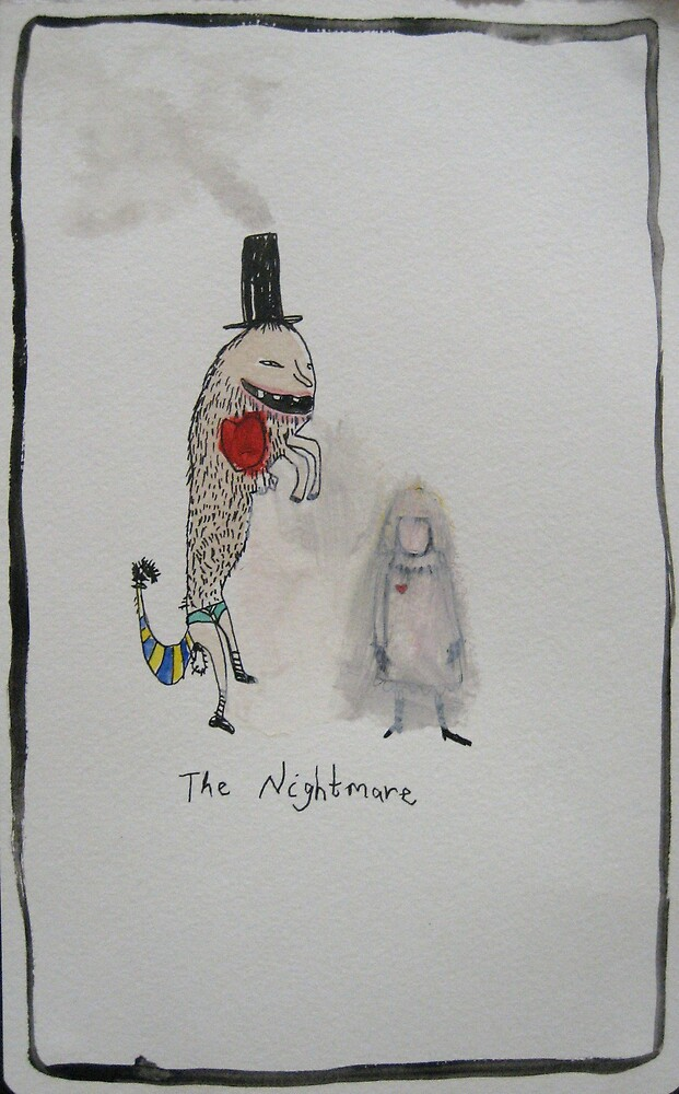 The Nighmare by Katie Young