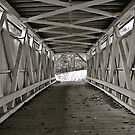 Wooden Bridge by Ray4cam