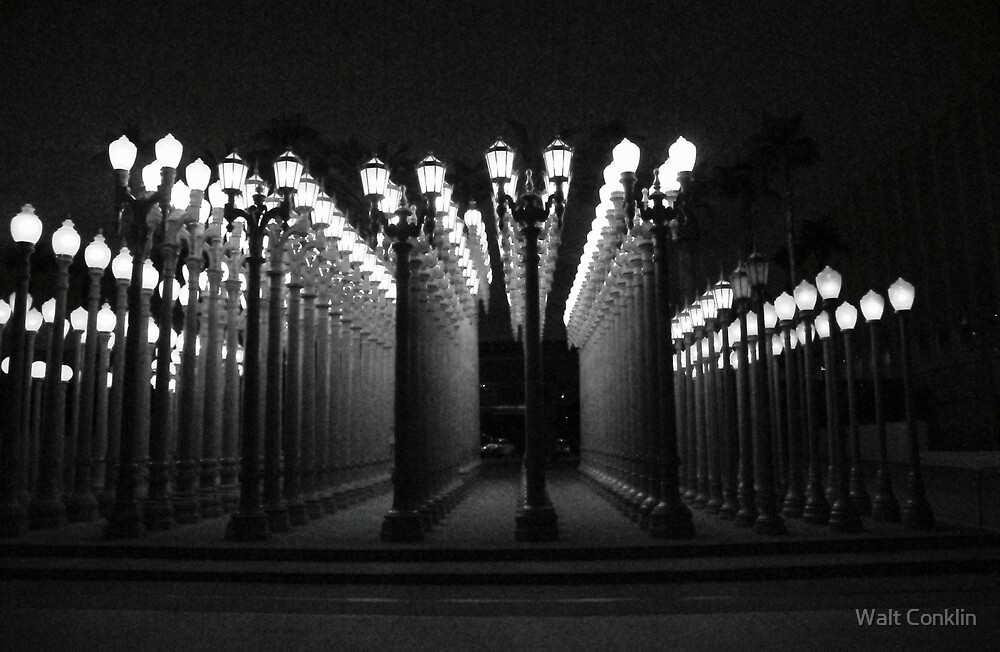 Dark Shadows by Walt Conklin