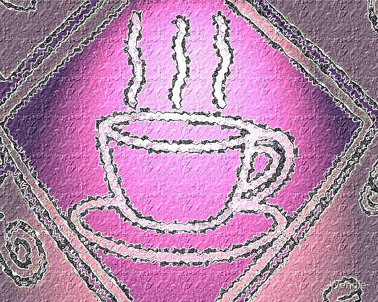 Latte Da by Wendie