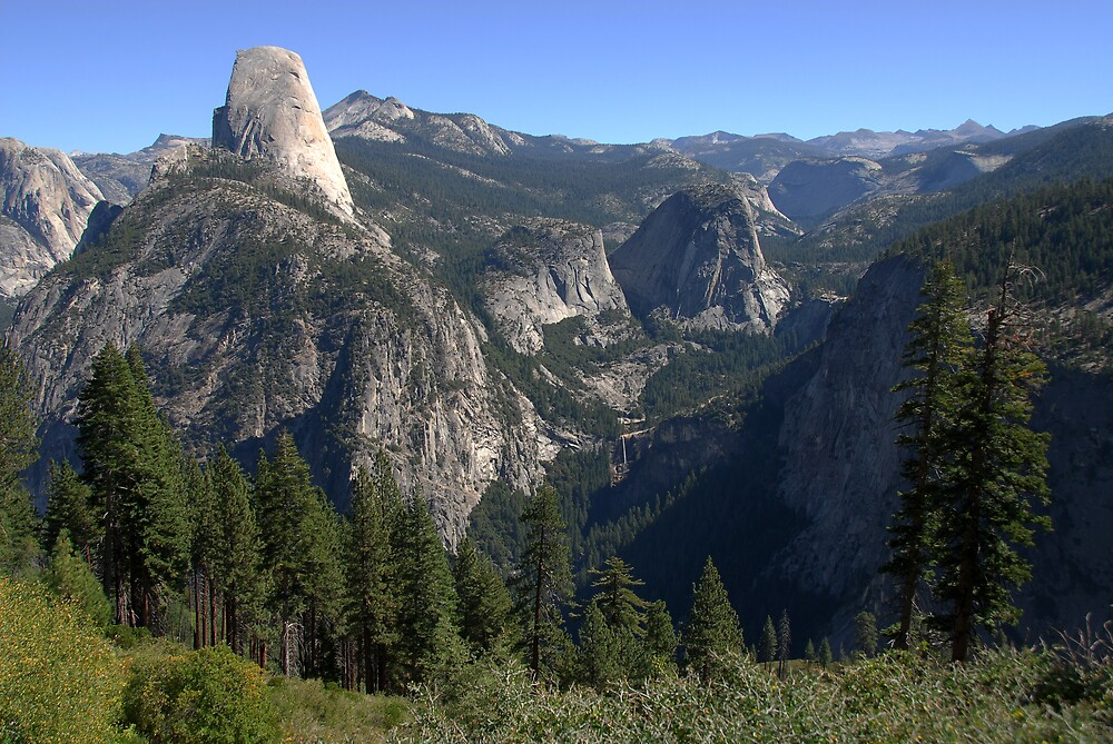 More Yosemite by Richard  Stanley
