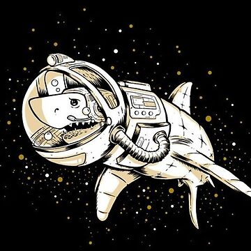 Space Shark by MeserQ