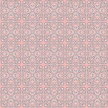 Pink Tiles by tmntphan