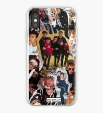 Why Don't We Collage  iPhone Case