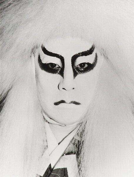 """""""KABUKI""""    Japan by yoshiaki nagashima"""