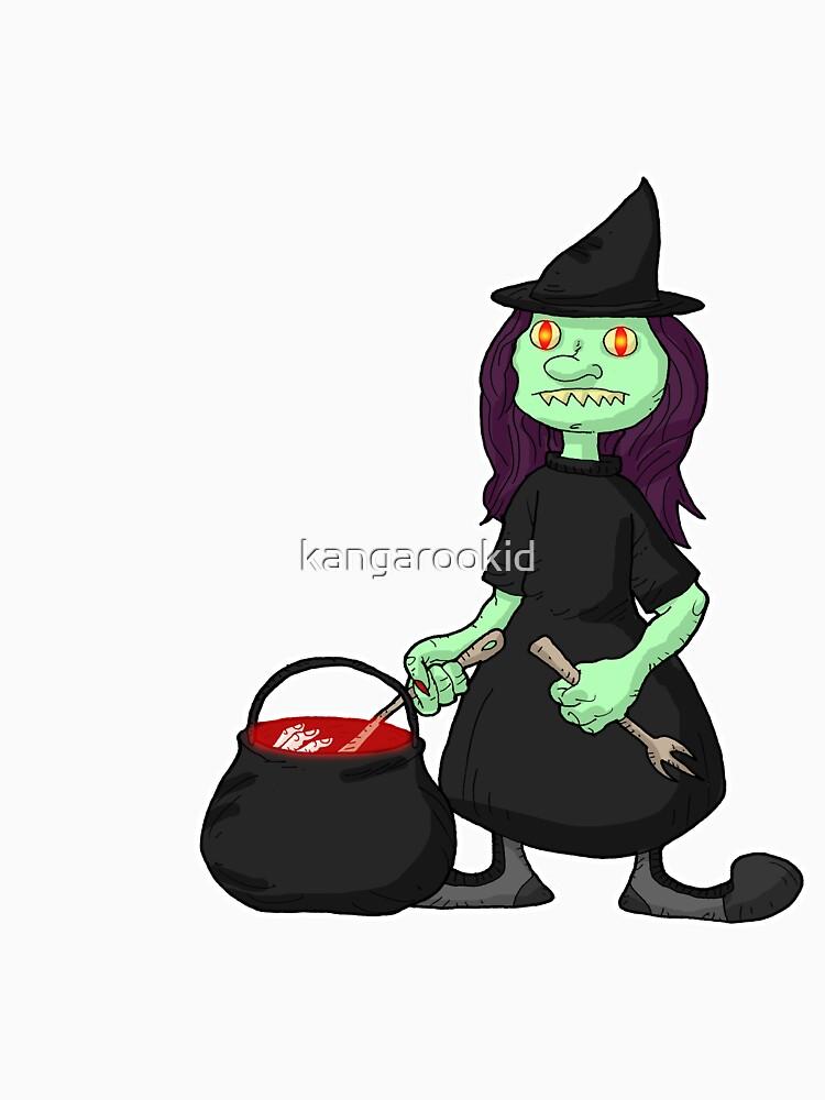 witchy woman... by kangarookid