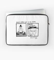 Giles Corey Goes To The Gym Laptop Sleeve