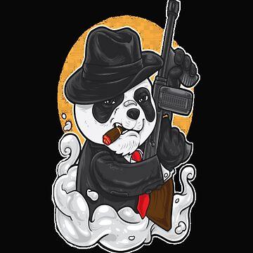 Panda mafia by sager4ever
