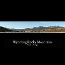 Wyoming Rocky Mountains by FrankGImages