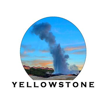 FOR THE YELLOWSTONE  by NINUNO