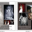Bridal magazine ideas by Carine  Boustany
