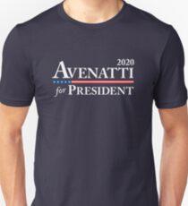 Avenatti 2020 - Michael Avenatti for President Unisex T-Shirt