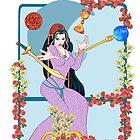The Tarot Magician by redqueenself
