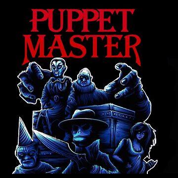 Puppet Master by Italianricanart