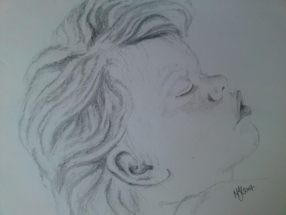 sleeping by melodie