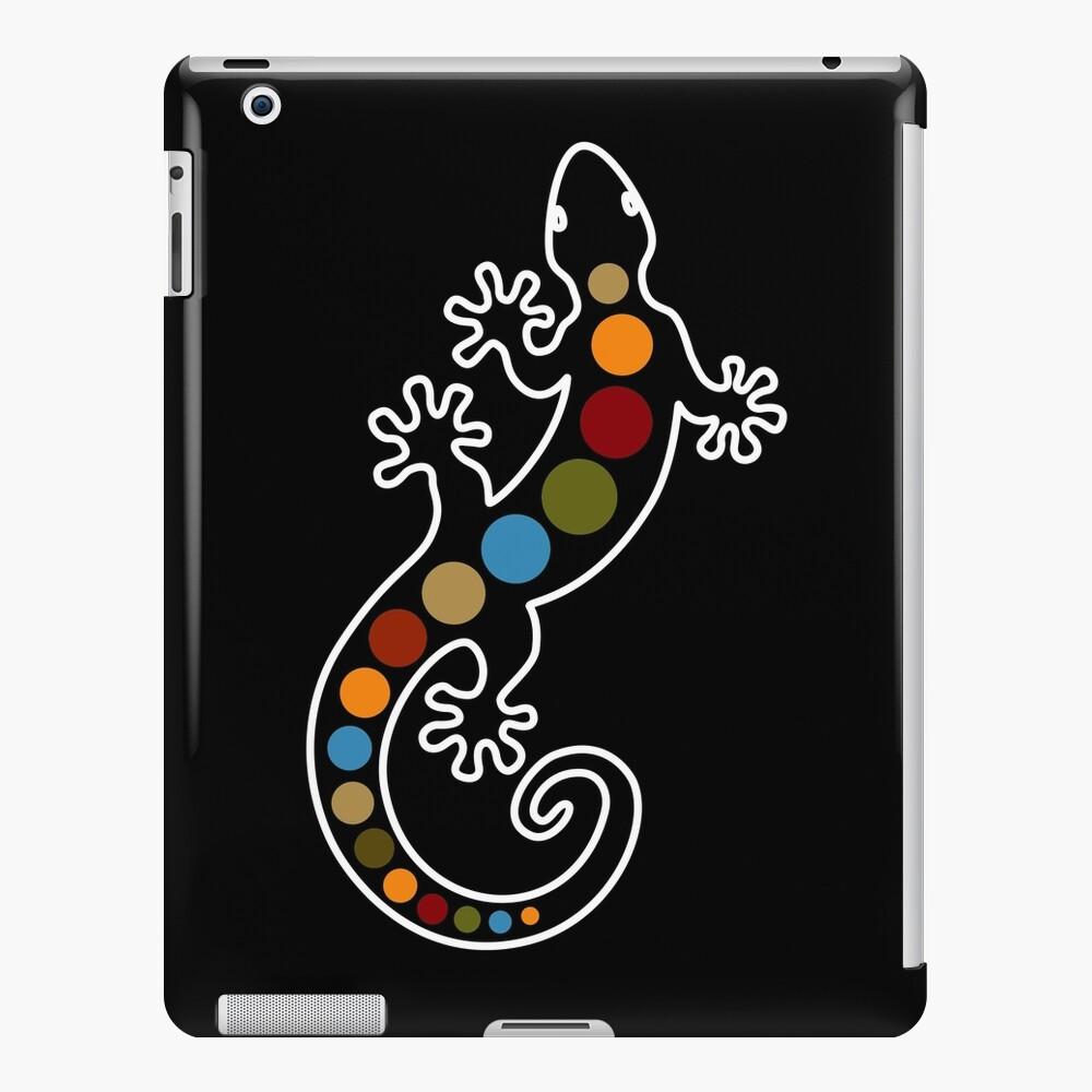 Australischer Gecko iPad-Hülle & Skin