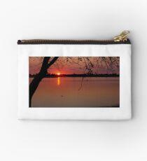 Lake Wendouree sunset Studio Pouch