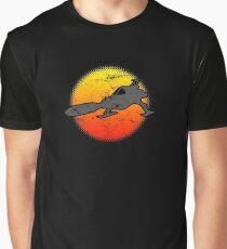 UFO Interceptor Graphic T-Shirt