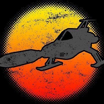 UFO Interceptor by JWWright