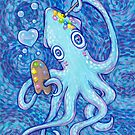 Monster Squid by Katie Clark